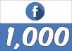 Add 1,000+ Facebook (Fan Page) Followers
