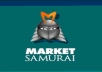 make you a complete analysis with Market Samurai for your keywords and niche and give you a few tips on how to optimize your website SEO