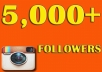 Give you 5,000 instagram followers.