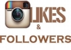 deliver 20,000 Instagram followers and 20,000 Instagram likes.