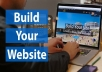 create a wordpress design or wordpress website and blog