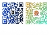 QR Codes are a great way to advertise any website. For $5 I will create up to 3 multi coloured QR Codes of your choice - you tell me what colours and the logo you want.