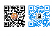 design up to 3 unique QR Codes with your choice of logo in the centre