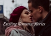 Write Exciting Romance Stories for You