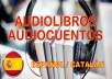 Record The Voice Over For Your Audiobook In Spanish