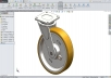 Design Complex 3d Industrial Products By Using Solidworks