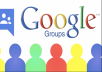 share your ad to 25 Google Plus largest groups