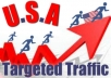 drive real targeted traffic, visitors to your website
