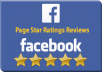 give you Facebook Page 150+ Reviews 5 star Rating