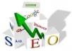give 100 backlinks and Provide Quality SEO services to my Clients