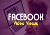 Promote Facebook Video and Get 10,000 Organic Views