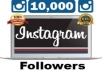 provide you 10,000 Instant Instagram Followers