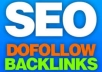 Add 1,000+High Quality backlinks For Your Landing page.