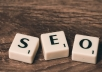 do SEO for your website.