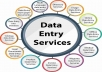 Save your time, money and energy by hiring the right data entry person