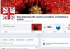 advertise your Facebook page or website article on my 150K + liked UK based Facebook page