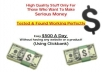 Give You A $500 per day 100% WORKING CLICK BANK STRATEGY