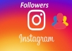 Give you 2000+ Non drop high quality Instagram followers