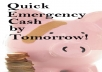 give you method how to get Quick emergency cash by tomorrow