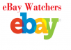give you 500 ebay watchers