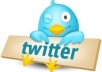 deliver 12000+ real twitter followers to your twitter account without needing your twitter password within 1 days