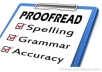 You are very much welcome to this awesome ENGLISH PROOFREADING, PROOFREADING and Proofreading and Editing gig!