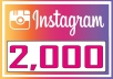 Instagram followers will be making your account popular.  ★ 100% FOLLOWERS Real ! ★ I can handle up to 100+ orders/day! ★ Split are available! ★ NO DROP, Guaranteed! They will be stay permanent! ★ Fast and Cheap Service. ★ 100% Safe and Trustable. ★ Fast Delivery , usually finish in less than 24 - 48 hours. ★ Quick Customer Support. ★ No account access required    100% SATISFACTION GUARANTEED!