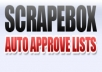 Give You Fresh Scrapebox Blog List: Edu, Dofollow, High Pr, AA …