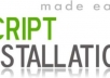 install any php script for you for