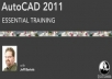 let you download autocad 2011 essential training videos