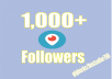 Give you 1,000 Periscope fast Followers