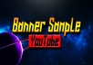 Create a Professional Banner for your YouTube, Twitch, Twitter, or Facebook