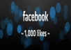 provide you 4k facebook post likes