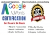 make you google adwords certified professional for $ 25