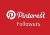 Provide 400+ Pinterest Followers