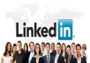 provide you 200 linkedin followers