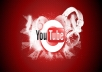 Provide you 1500 Youtube Share