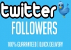 Provide 700+ Twitter followers