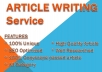provide 500 words article writing Recommended for