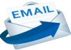 I will give you 200 000 emails active one for e-mail marketing.