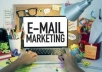 Provide 30,000 Targeted Emails