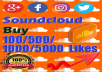 give you 2000 soundcloud plays