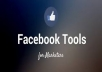 Send You Facebook Tools For 5 Doller