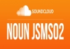 add 2500 Soundcloud Followers or like or repost Hq Instant Non Drop Real