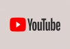 provide you 300+ Youtube likes + 2000Youtube views