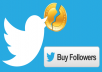 provide you 750+ Twitter Followers