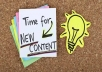 Write A 500 Words Well Researched Blog Post In 24 Hours