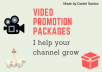give 1000 views for your video on youtube!