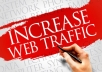 increase your website revenue through web traffic
