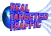 Send Keyword Targeted SEO Search Engine Traffic